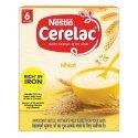 Nestle Cerelac Wheat ( 300g, 6+ Months)