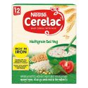 Nestle Cerelac Multigrain Dal Veg ( 300g, +12 Months)