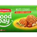 Britannia Good Day Nuts Cookies