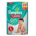 Pampers L – 2 Pants ( 9 – 14 Kg)