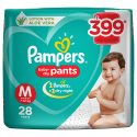 Pampers M – 28 Pants ( 7 – 12 Kg)