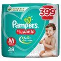 Pampers M – 28 Pants ( 7 – 12 Kg)