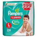 Pampers L – 24 Pants ( 9 – 14 Kg)
