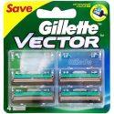 Gillette Vector+ – 4 Blades