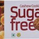 Unibic cashew Sugar Free Cookies -75g