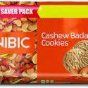Unibic Cashew Badam Cookies – 120g