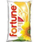 Fortune Sunlite Refined Sunflower Oil – 1L