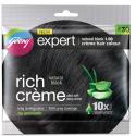 Godrej Expert Rich Creme Natural Black Aloe Vera – 20g + 20ml
