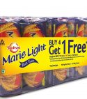 Sunfeast Marie Light Rich Taste, 120g (Buy 4 Get 1 Free)