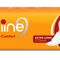 nine Dry Comfort Extra Long (275mm) Sanitary Napkins – 06Pads