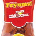 Fryums Ready to Fry – Chilli Garlic – 150g