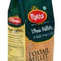 Manna Foxtail Millet – 500g  (Kaon / Kang / Kangni / Kakum / Navani / korralu / Korra / Thinai)