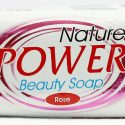 Nature Power Beauty Soap – Rose – 125g
