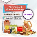 Cow Brand Doppi + Monthly Grocery (39 Products)
