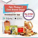 Cow Brand Doppi + Monthly Grocery (40 Products)