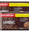 Unibic Choco Chip Cookies – 300g + 300g (Buy 1 Get 1 Free)