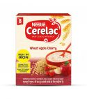 Nestle Cerelac Wheat Apple Cherry ( From 8 to 12 months)