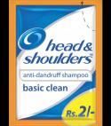 Head & Shoulders Anti Dandruff Shampoo Basic Clean 5ml
