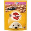Pedigree with Chicken Chunks in Gravy – 70g
