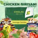 Chicken Briyani Combo – Seeraga Samba