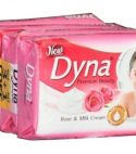 Dyna – Rose & Milk Cream 200g