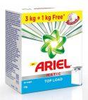 Ariel Top Load 3Kg + 1Kg Free