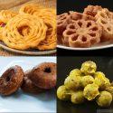 Diwali Sweet Pack (Achu Murukku + Adhirasam + Kai Murukku + Mundhirikothu – each 10Nos )